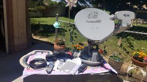 Winegard traveler Automatic multi-satellite TV antenna for Sale in Littlerock, CA