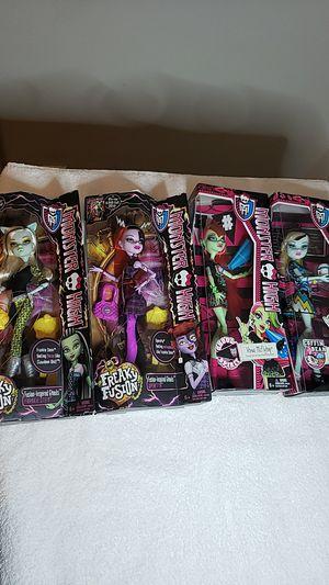 Monster High Doll Set for Sale in Fort Lauderdale, FL
