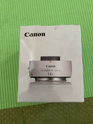 Brand New Canon Extender EF 1.4X III for Sale in San Diego, CA
