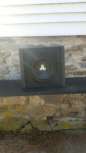 Jl,audio subwoofer for Sale in Trumbull, CT