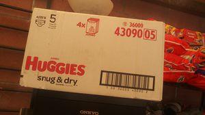 Pañales huggies for Sale in Baldwin Park, CA