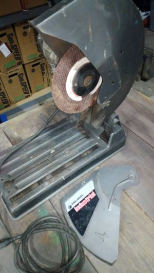 Black and Decker industrial chop saw for Sale in Quicksburg, VA