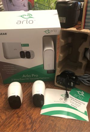 Arlo Pro Wireless Security Cameras for Sale in Humble, TX