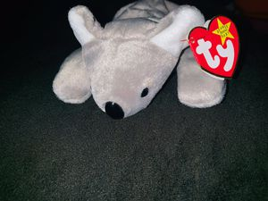 1996 flawless Condition koala Bear Beanie Babie Rare with pct beads everything authentic for Sale in Orlando, FL