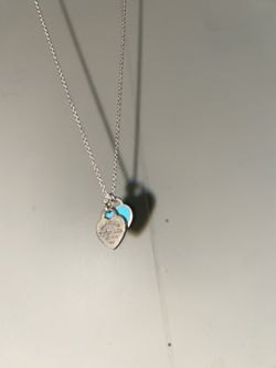 Tiffany & Co Love Necklace for Sale in Hemet,  CA