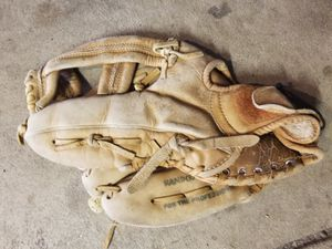 Baseball glove left handed throw for Sale in Aurora, CO