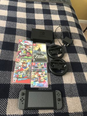 Nintendo Switch for Sale in Woodland Park, CO