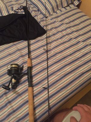Shimano fishing rod and reel for Sale in Knightdale, NC