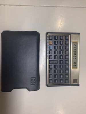 Hp 12C for Sale in Vienna, VA