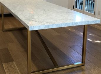 RH Marble Dining Table for Sale in Los Angeles,  CA