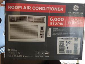 GE Appliances Window AC unit 6,000 BTU price lowered for Sale in Mitchell, IL