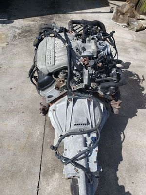 1994-96 mustang V6 engine and transmission for Sale in Miami, FL