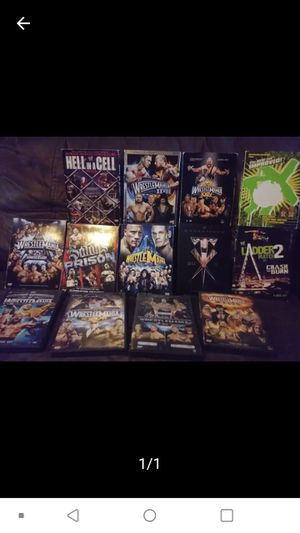 WWE COLLECTION for Sale in Garland, TX