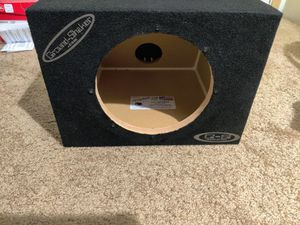 Good condition 8 inch subwoofer box for Sale in Hillsboro, OR