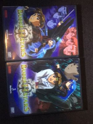 Anime Banner of the Stars DVD's for Sale in Providence, RI