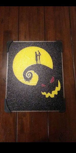 ORIGINAL custom Nightmare before christmas cutting board for Sale in Phoenix, AZ
