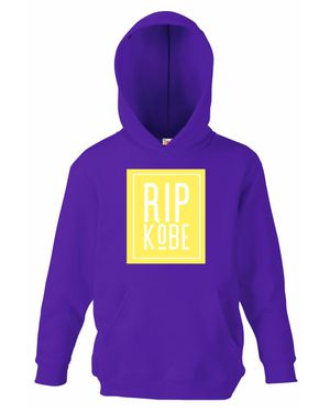 RIP KOBE Custom Hoodie all sizes and colors for Sale in Pasadena, CA