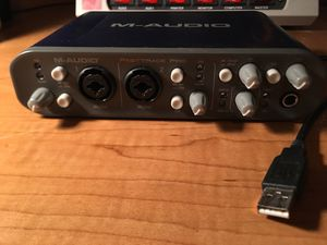 M-Audio Fast Track Pro for Sale in Virginia Beach, VA