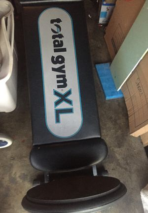 Total gym XL for Sale in Garden Grove, CA