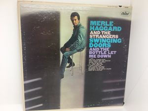 Merle Haggard and Bonnie Owens Signed LP Record Album for Sale in Oak Ridge, NC