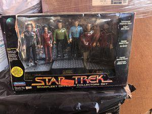 Star Trek Action Figure Set for Sale in La Puente, CA