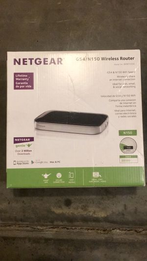 Internet Modem + very fast Router for Sale in Cary, NC