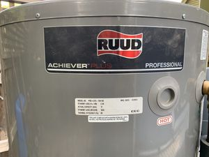 Ruud 75 gal. Gas Water Heater - $400 for Sale in Sharon, MA
