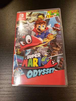 Super Mario Odyssey 20$ for Sale in Woodbridge, VA