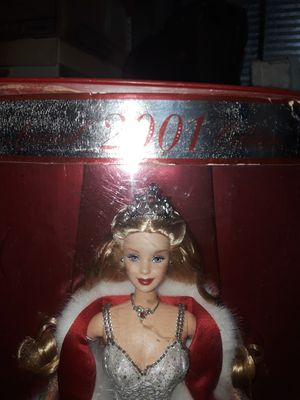 2001 Holiday Collection Barbie for Sale in Antioch, CA