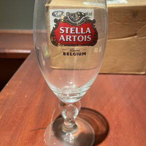 Stella Artois Beer Glasses for Sale in Severna Park, MD