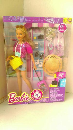 Barbie Pink Passaport. for Sale in Miami, FL