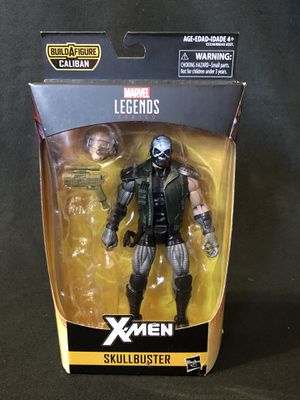 Marvel Legends SkullBuster Caliban NO BAF for Sale in Alhambra, CA