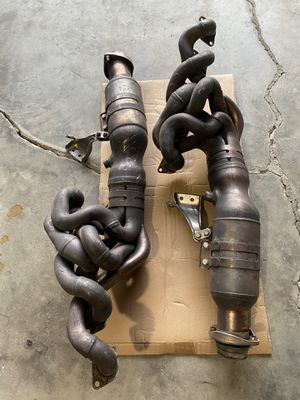 BMW M5 E60 S85 OEM Headers with Catalytic Converters for Sale in Los Angeles, CA