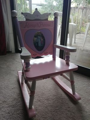 Always a Princess Chair for Kids for Sale in Hillsboro, OR