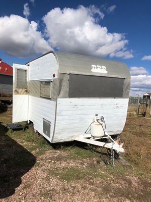 1963 Aloha 15' Camper $2250. for Sale in Ulm, MT
