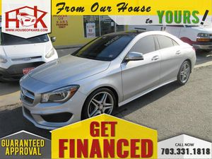 2014 Mercedes-Benz CLA-Class for Sale in Manassas, VA