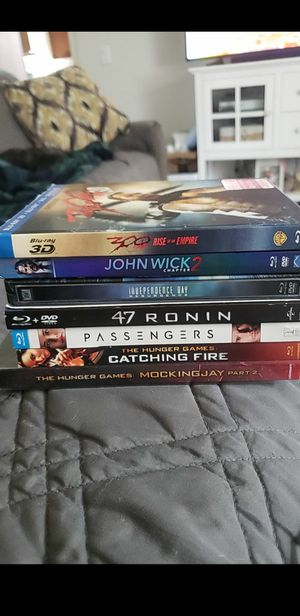 Blu-Ray movies for Sale in Richland, WA