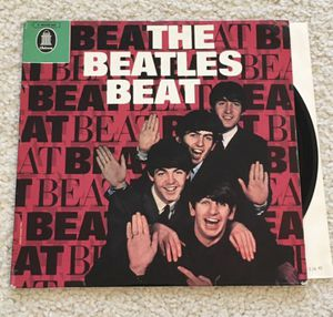 """The Beatles """"The Beatles Beat"""" vinyl lp hit compilation 1969 Odeon Records Germany 🇩🇪 original 1st pressing collectors copy for Sale in Placerville, CA"""
