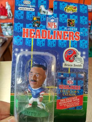 NFL Headliners Bruce Smith Figure for Sale in Vancouver, WA