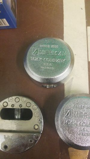 American Lock Company Series 2000 for Sale in Costa Mesa, CA