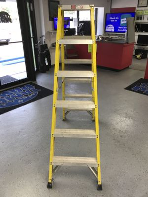Rock River RR-3033-06 6' Type IA 300 Lbs Double Sided A-Frame Step Ladder $149.99 for Sale in Tampa, FL