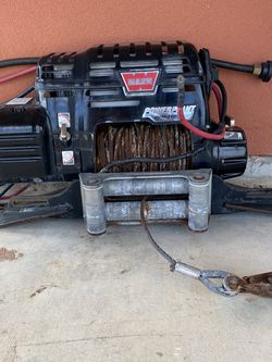 Powerplant Winch WARN for Sale in San Antonio,  TX