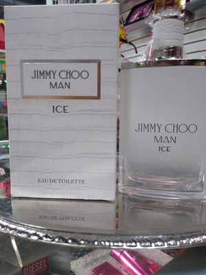 Jimmy choo ICE for man , perfume 100% Authentic for Sale in Peoria, AZ