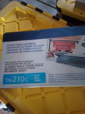 Color toner cartridge for Sale in Lafayette, IN
