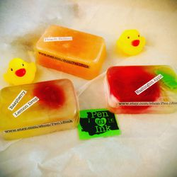 Cocktail Soaps (Set of 3 bars) for Sale in Tacoma,  WA