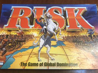 RISK BOARD GAME for Sale in Leesburg,  VA