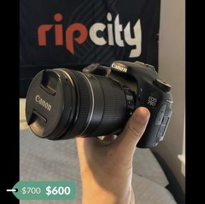 Canon 70d for Sale in Hillsboro, OR