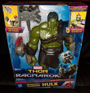 Marvel: Interactive Gladiator Hulk for Sale in Brandon, MS