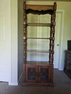 Vintage solid oak bedroom furniture for Sale in Beaverton, OR
