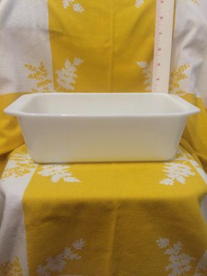 Pyrex opal loaf pan for Sale in Vero Beach, FL
